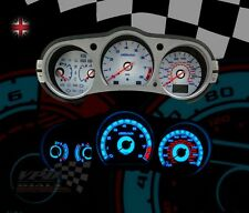 FITS: Nissan 350z 3.5 v6 GT km/h Speedo Dash Interior Custom AMPOULE Lighting Kit