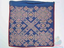 41x41cm Chinese Ethinic Hmong Women's cross-stitch Hand Embroidery piece