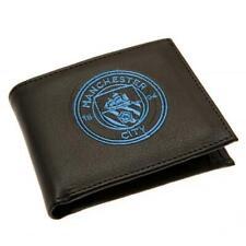Official MANCHESTER CITY FC Club Crest WALLET Bi fold Man City Gift