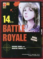 BATTLE ROYALE 14 - PLANET Manga/Panini Comics