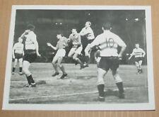 FOOTBALL PHOTO  FEYENOORD V BENFICA LISBOA 1/2 FINAL CHAMPIONS CUP 1962-63