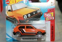 VOLKSWAGEN GOLF MK2 - HOT WHEELS - SCALA 1/55