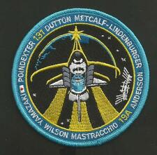 SHUTTLE DISCOVERY STS-131   SPACE  PATCH 4 ""