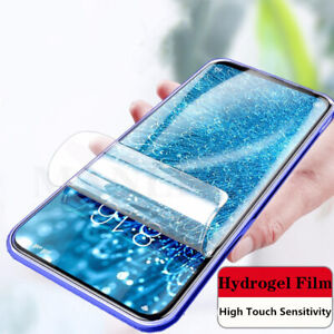 Protective Hydrogel Film For Oneplus 9 Nord N10 N100 8T 7T Screen Protector Film