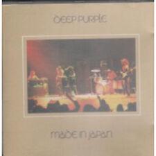 Metal Musik-CD 's aus Japan vom EMI-Label