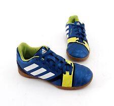 Adidas nitrocharge 3.0 Fußballschuhe Indoor non-marking Synthetik blau Gr. 33
