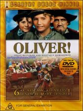 OLIVER! Twist (Mark LESTER Ron MOODY Shani WALLIS) Musical Film DVD Region 4