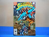 THE ADVENTURES OF SUPERMAN #434 1987 DC Comics 9.0 VF/NM Uncertified ORDWAY