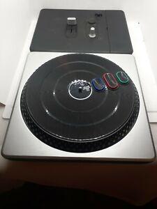 Nintendo Wii DJ Hero Wireless Turntable Controller Guitar Hero