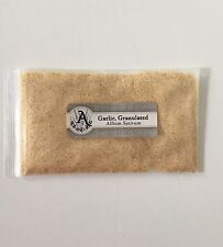 1 oz. Garlic Granulated (Allium Sativum) <28 g / .063 lb> Powder