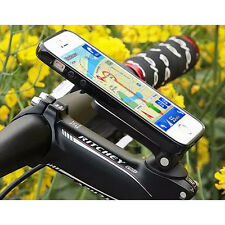 Bicycle Bike Phone Holder Rotation Mobile Phone Holder Mount For iPhone Samsung
