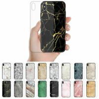 For OPPO Series - Marble Pattern Tempered Glass Back Case Mobile Phone Cover #2