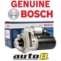Genunine Bosch Starter Motor suits Holden Commodore 3.8L V6 VN VR VS VT VX VY