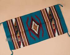 Zapotec Indian Style Southwestern Rug 20x40 (40112)