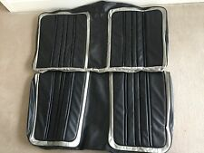 1970 Road Runner Convertible  Rear Bench Seat Covers