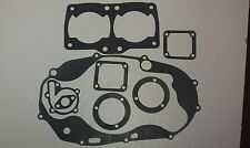 1987-2006 YAMAHA BANSHEE GASKET KIT YFZ350 1 PIECE BASE CLUTCH REED PUMP EXHAUST