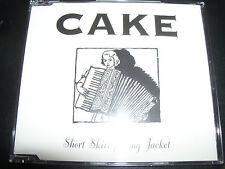 Cake Short Skirt Long Jacket Australian Enhanced CD Single