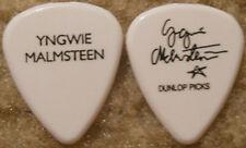YNGWIE MALMSTEEN 2011  Guitar Pick....