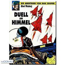 Dan Cooper 6 Duell am Himmel Luxusausgabe HC 9783899081770 FLIEGERSTAFFEL 50er
