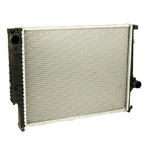 For BMW E36 323 325 328 M3 Radiator for Manual & Automatic Transmission OEM BEHR