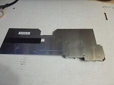 Used cpu cooling fan/heatsink/metal cover, works  From Nec Versa VXI PIII laptop