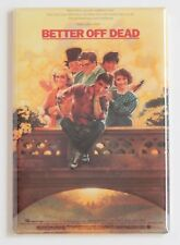 Better Off Dead Fridge Magnet (2 x 3 inches) movie poster john cusack