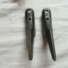 Kline Replacement Gaffs For Tree Climbing Spikes Nos