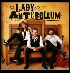 Lady A - Lady Antebellum [New CD]
