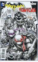 Batman Teenage Mutant Ninja Turtles TMNT #1