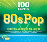 100 HITS - 80S POP NEW DVD