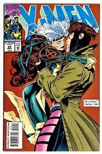 X-MEN Vol.2 #24(9/93)GAMBIT & ROGUE KISS(BEAST/PSYLOCKE/WOLVERINE)CGC IT(NM-/NM)