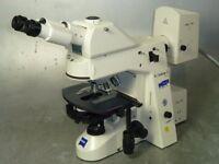 Zeiss Axioskop 2 plus mit Fluoreszenz und Durchlicht & Ph