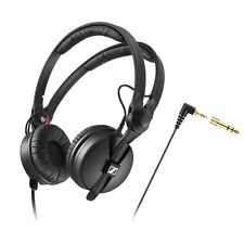 Sennheiser Pro Audio Sennheiser HD 25 Professional DJ Monitor Headphone Black