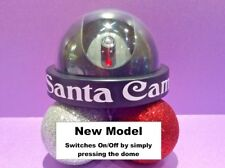 Santa Cam - Dummy CCTV Surveillance Camera - 2018 New Model - Switchable On/Off