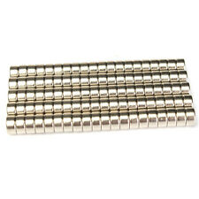 100pcs N52 Super Strong Disc Cylinder 6mm x 3mm Rare Earth Neodymium Magnets