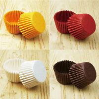 480X Cupcake Papier Bricolage Gâteau Muffins Tasses Cuisson Étuis À Pâtisseri FE