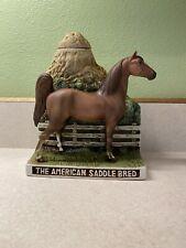 "New listing Vintage Grenadier ""The American Saddlebred� 1978 Decanter"