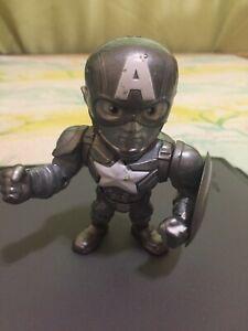 Captain America Jada Metal Die Cast Marvel Civil War Figurine M51