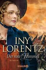 Der rote Himmel  Iny Lorentz Historischer Roman ++Ungelesen++