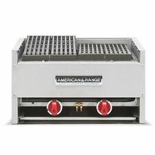 American Range Aecb 24 Countertop Gas Charbroiler