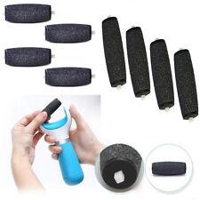 4x Refill Replacement Regular Coarse Roller Heads Foot Scholl Velvet Smooth Pedi