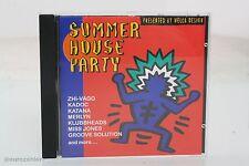 Wella Design Summer House Party CD (Titel siehe Bilder) Spieldauer 69:41