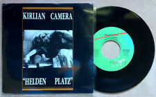 "KIRLIAN CAMERA / HELDEN PLATZ - BURIAL - 7"" (Italy 1987) TOP RARE !!!"
