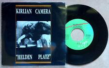 """KIRLIAN CAMERA / HELDEN PLATZ - BURIAL - 7"""" (Italy 1987) TOP RARE !!!"""