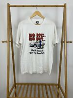 VTG COPS Bad Boys Bad Boys What Ya Gonna Do When They Come For You T-Shirt XL