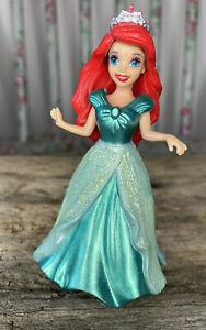 Disney Princess Magiclip Magic Clip Doll - Ariel Figure Toy Little Mermaid