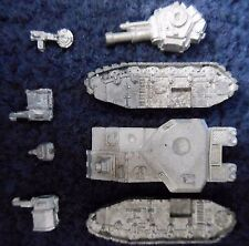 1998 Epic Imperial Guard Baneblade 1 V1 Super Heavy Tank Citadel Warhammer Army