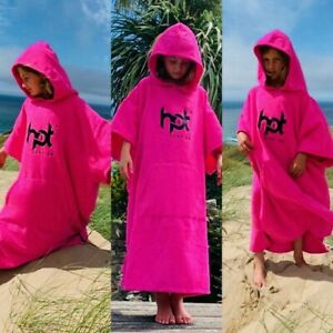 Kids Changing Robes Hot Surf 69 Hooded Towel Changing robes