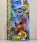 Transformers Beast Machines DEPLOYER MOL Scout Class, New/Sealed (2001 Hasbro)