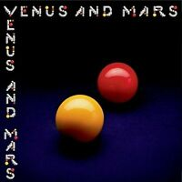 Wings/Paul McCartney Venus and Mars Remastered DIGIPAK CD NEW